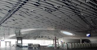 Video: En construcción, Oficinas municipales y estación de tren en Delft  - Mecanoo