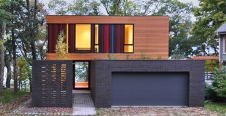 Estados Unidos: 'Redaction House', Wisconsin - Johnsen Schmaling Architects