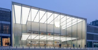 China: Apple Store en Hangzhou - Foster + Partners