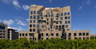 Australia: UTS Business School, Sydney - Frank Gehry