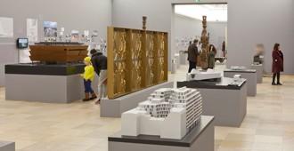 Alemania: Exhibición 'David Adjaye: Form, Heft, Material' - Haus der Kunst, Munich