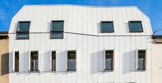 Francia: Diez departamentos en Saint-Denis - JTB. architecture