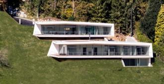 Austria: Villas 2B - Love Architecture