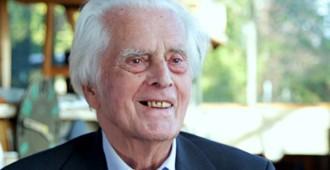 Frei Otto (1925-2015) gana el Premio Pritzker de Arquitectura 2015