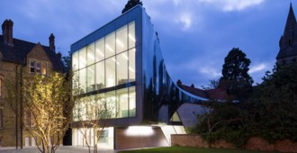 Reino Unido: 'Middle East Centre, St Antony's College', Oxford - Zaha Hadid Architects