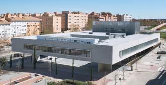 España: Espacio Miguel Delibes, Alcobendas, Madrid - Rafael de La-Hoz
