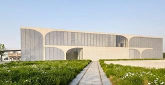 China: Museo Largo West Bund, Shangai - Atelier Deshaus