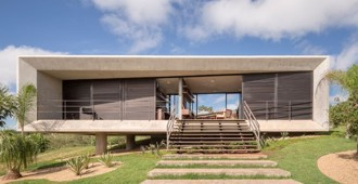 Brasil: 'Casa Solar da Serra', Brasilia - 3.4 Arquitetura