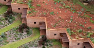 Australia: 'The Great Wall of WA' - Luigi Rosselli Architects