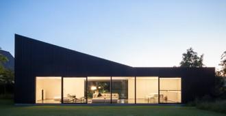 Bélgica: 'TV House' - Bruno Vanbesien Architects