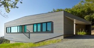 Estados Unidos: Sonoma Valley House, Schwartz and Architecture