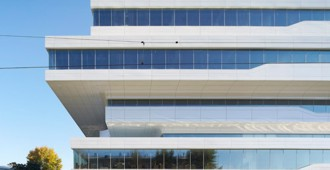 Rusia: 'Dominion Office Building', Moscú - Zaha Hadid Architects