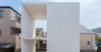 Japón: 'Little House with a Big Terrace', Tokio - Takuro Yamamoto Architects