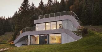 Francia: Casa Jura, Bois D'amont - JDS Architects