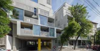 Rumania: Edificios de Departamentos Dogarilor, Bucarest - ADN Birou de Arhitectura