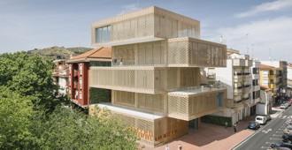 España: Centro Cultural La Gota - Museo del Tabaco, Cáceres - Losada García Arquitectos