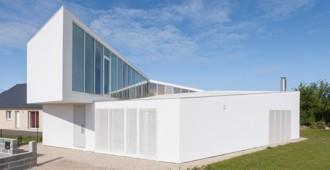 Francia: Maison Spirale, Caen, Normandía - Nathanael Dorent + Mark Havasi