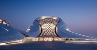 China: Opera de Harbin - MAD Architects