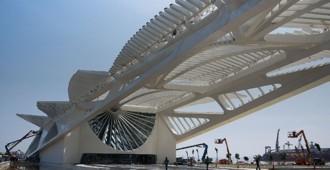 Brasil: Inauguración del Museu do Amanhã, Rio de Janeiro - Santiago Calatrava