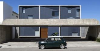 México: Casa HDJ89, Tijuana - T38 Studio