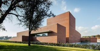 Teatro Auditorio de Llinars del Vallès, Barcelona - Álvaro Siza