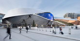 Reino Unido: 'New Street Station', Birmingham - AZPML