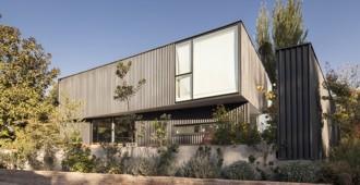 Chile: Casa Noguera, Santiago - riesco+rivera arquitectos asociados