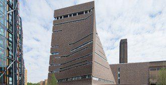 Reino Unido: La ampliación de la Tate Modern en Londres, de Herzog & de Meuron, lista para su inauguración