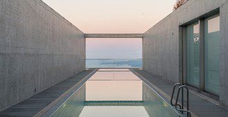 Japón: Hotel Setouchi Aonagi, Matsuyama - Tadao Ando