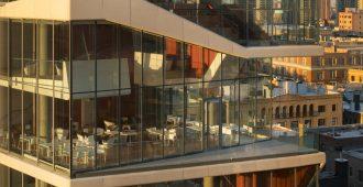 Estados Unidos: Vagelos Education Center, Columbia University, Nueva York - Diller Scofidio + Renfro