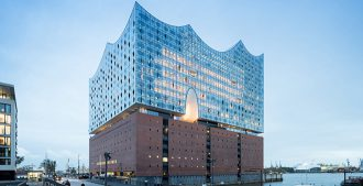 Alemania: Elbphilharmonie, Hamburgo de Herzog & de Meuron