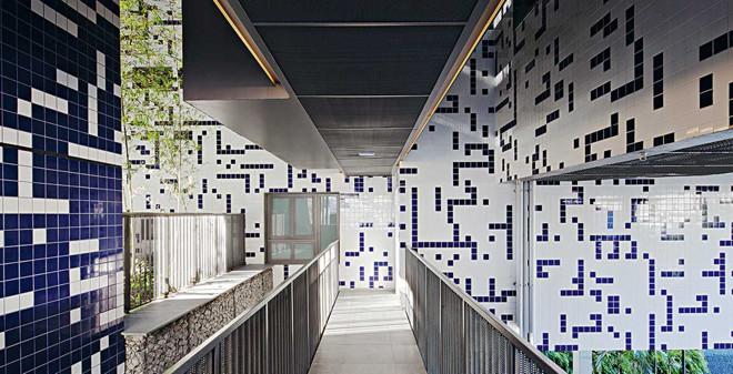 Brasil residencial pop xyz s o paulo triptyque Noticias de arquitectura recientes