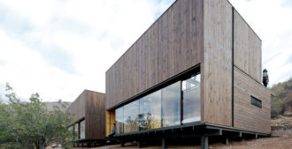 Chile: Refugio Alto San Francisco - CAW Arquitectos