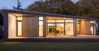 Dinamarca: Villa Rypen, Aarhus - C.F. Møller Architects