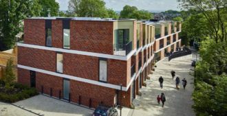 ReinoUnido: Conjunto de Viviendas en Muswell Hill, Londres - pH+ Architects
