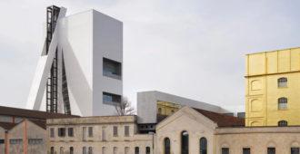 Italia: Torre - Fondazione Prada, Milán - OMA