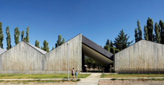Chile: Museo Regional de Aysén - Tirado Arquitectos
