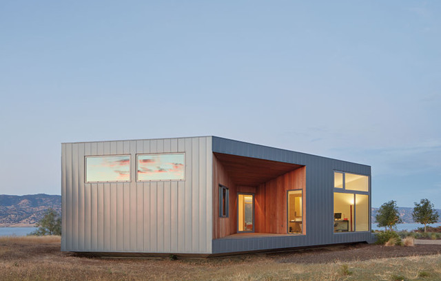 Estados Unidos: Goto House, California - Lisa Iwamoto + Craig Scott