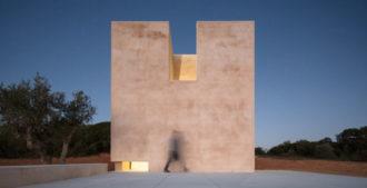 Portugal: Capela do Monte, Algarve - Álvaro Siza