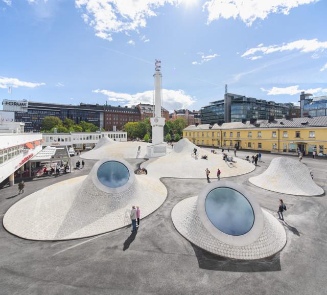 Finlandia: Museo de Arte Amos Anderson, Helsinki - JKMM Architects