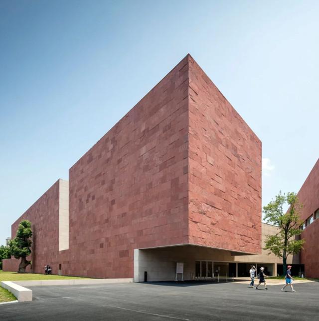 China Design Museum - Álvaro Siza + Carlos Castanheira