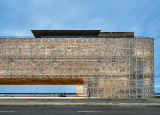 Brasil: Centro Cultural Cais do Sertão, Recife - Brasil Arquitetura