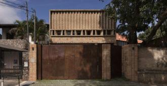 Paraguay: Vivienda María Emilia, Asunción - Mínimo Común Arquitectura