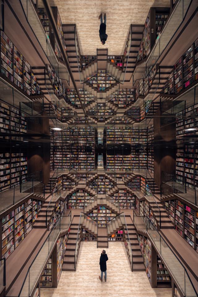 China: Librería Chongqing Zhongshuge - X+Living
