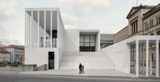 Alemania: 'James Simon Galerie', Berlin - David Chipperfield Architects