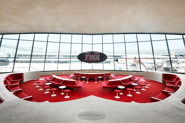 Estados Unidos: Se inauguró el Hotel TWA en el aeropuerto JFK de Nueva York
