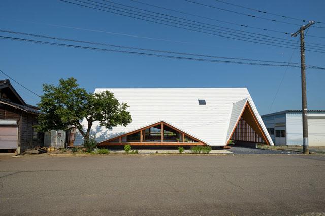 Japón: Casa Hara - Takeru Shoji Architects