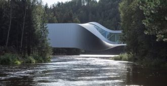 Noruega: 'The Twist', Museo Kistefos - BIG, Jarke Ingels Group