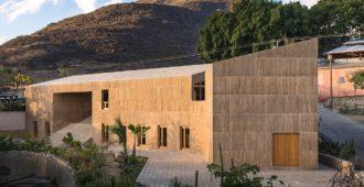 México: Centro Cultural Comunitario de Teotitlán del Valle - PRODUCTORA