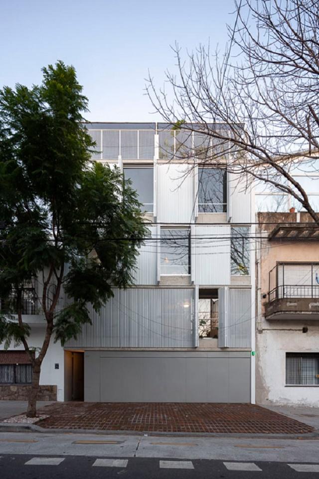 Argentina: Superí 3226, Buenos Aires - Alonso&Crippa